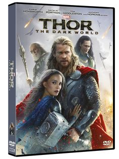 Thor: The Dark World [DVD] [2013]: Amazon.co.uk: Chris Hemsworth, Natalie Portman, Tom Hiddleston, Christopher Eccleston, Anthony Hopkins, Idris Elba, Stellan Skarsgård, Alan Taylor: DVD & Blu-ray