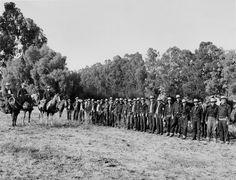 A Calabasas sheriff's posse circa, 1938-1941.  Calabasas Historical Society.  San Fernando Valley History Digital Library.