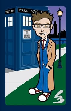 the tenth doctor is brilliant!
