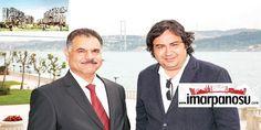 Akzirve Gayrimenkul CEO'su İbrahim Maasfeh ve ekibi, İstanbul'da milyar dolarlık yatırımlar yaparken...