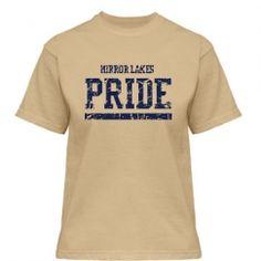 Mirror Lakes Elementary School - Lehigh Acres, FL   Women's T-Shirts Start at $20.97