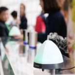 Améo Living Series: Diffusing to Make Magic in the Air   Améo - Great recommendations for oils to blend for diffusing! #essentialoils #améo #diffuser