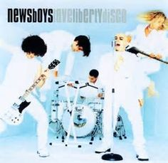 Newsboys - Love Liberty Disoc (Airdome) Tour