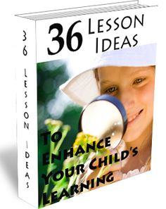 FREE 36 Homeschool Lesson Ideas and Activities