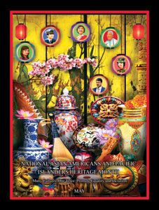 DiversityStore.com: Asian/Pacific Heritage Month Posters
