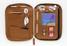 Five Travel Accessories for the Organized Designers Bag in technology style fashion main Category
