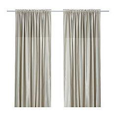 DAGNY Curtains, 1 pair - IKEA