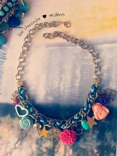 #anticipo #collares #color #SS2014