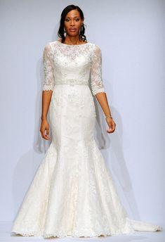 Justin Alexander Spring 2014 Wedding Dresses