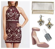 Fabulous Find of the Week: Charlotte Russe Lace Open-Back Dress - College Fashion