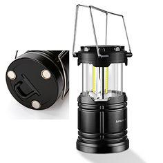 Grundig ausziehbare Campinglampe Laterne 30 LEDs Lampe Zeltlampe Outdoor Leuchte