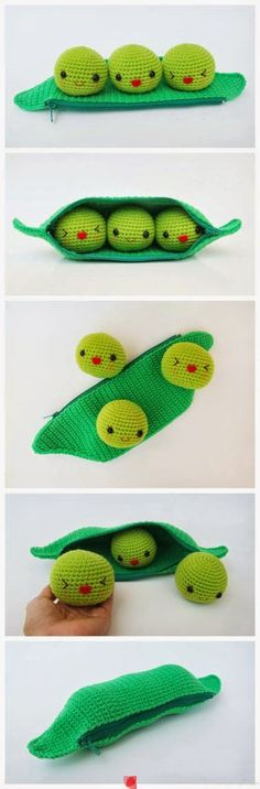 Amigurumi: No instructions but super cute and looks fairly simple to make