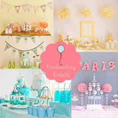 Printable Party Kit of Winner's Choice