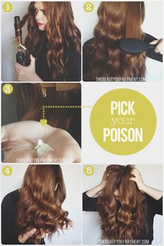 How To: Soft Waves, hair
