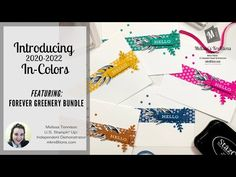 Hello Kre8tors and welcome to another Blog Hop! I'm so excited to share the brand new In-Colors with you today! Every two years, Stampin' Up! does a mini color refresh with the In-Color collections. This year the new set debuted, and I'm so anxious to share them with you! We are hopping with the Inspire,… Stampin Up, Paper Crafts, Make It Yourself, Crafty, Anxious, Ferns, Colors, Youtube, Blog