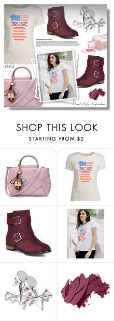 """""""Street style"""" by fashion-pol ❤ liked on Polyvore featuring Bobbi Brown Cosmetics"""