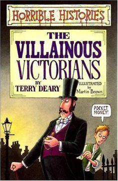 """Villainous Victorians (Horrible Histories)"" av Terry Deary"