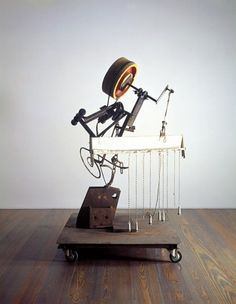 Museum Tinguely | Collection - Friedrich Engels Philosoph