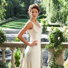 classic glamour wedding dress from Lea-Ann Belter Bridal