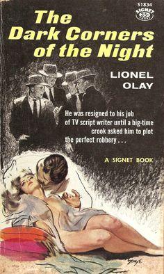 1960 Signet books S1834
