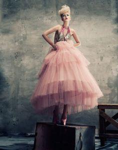 Fashion Carrousel: colour