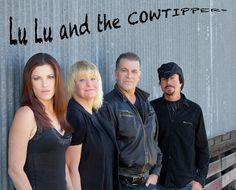 LuLu & The Cowtippers Music @ Chateau Lettau - Syndical - http://syndical.com/blog/lulu-the-cowtippers-music-chateau-lettau-syndical-2/