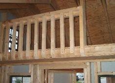 Loft & railing