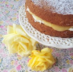 Mary Berry's Lemon Victoria Sponge