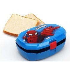 Spiderman - boite à sandwich lunch box ultimate spiderman marvel - pique nique
