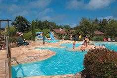 Enjoy FamilyExtra at Les Alicourts Resort in Pierrefitte. Family Friendly Resorts, Enjoy The Sunshine, Next Holiday, New City, Best Sites, Cool Pools, Great Lakes, Relax, Europe