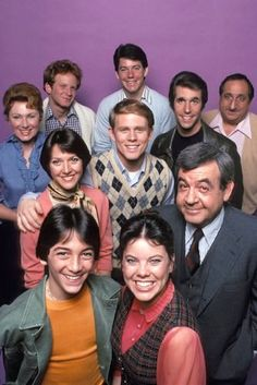 Happy Days-I used to love watching the reruns when I was a kid in the '80's
