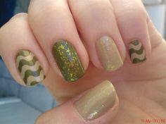 waves by tzoe - Nail Art Gallery nailartgallery.nailsmag.com by Nails Magazine www.nailsmag.com #nailart