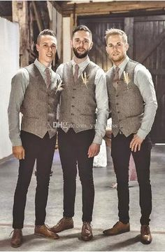 Men's Suit Vests