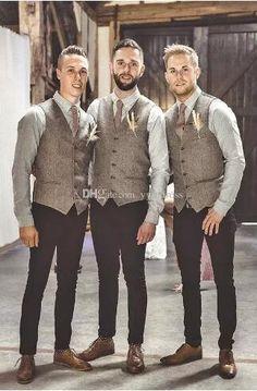 Men's Suit Vests