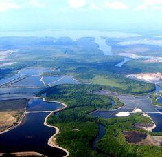 Golfo de Fonseca, Honduras