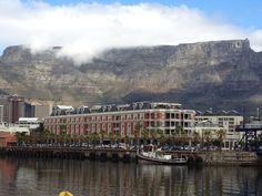 V&A waterfront,  South Africa,  Table Mountain