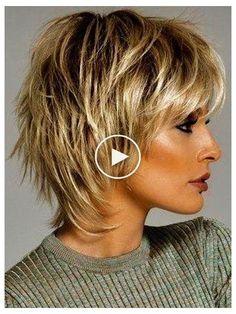 Short Shag Hairstyles, Short Layered Haircuts, Hairstyles Haircuts, Hairstyle Short, School Hairstyles, Shaggy Haircuts, Hairstyles For Long Faces, Medium Layered Hairstyles, Braided Hairstyles