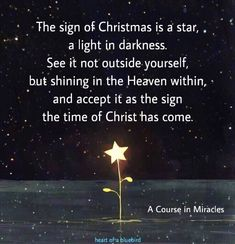 light of love . A Course In Miracles, Inner Peace, Blue Bird, The Outsiders, Heaven, Blessed, Magic, Quotes, Christmas