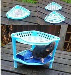 Rat Cage Accessory Roundup #3