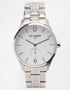 Мужские часы Ben Sherman WB003WM Мужские часы Traser TR_105476