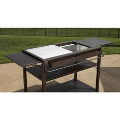 La-Z-Boy Outdoor - DHLY-CART - Halley Kitchen Cart | Sears Outlet