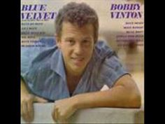 Bobby Vinton-Blue on Blue Z Music, Sound Of Music, Kinds Of Music, Music Songs, Good Music, Music Videos, Music Stuff, Sheet Music, Classic Singers