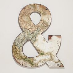 Huge map ampersand