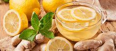 Té de jengibre para limpiar el hígado y subir las defensas | Soluciones Caseras - Remedios Naturales y Caseros