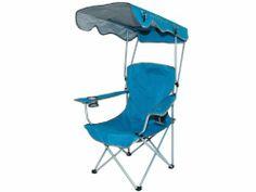 Kelsyus Original Canopy Chair (Blue) - http://www.campingandsleepingbags.com/kelsyus-original-canopy-chair-blue/