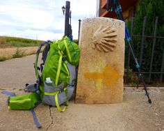 Camino de Santiago Packing List with ratings regarding use (essential, mailed home, would bring again...)