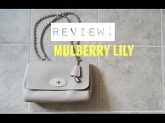 Review: Mulberry Lily |Medium Size|  minimalistStyling