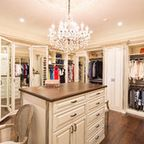 Custom Closets - Traditional - Closet - other metro - by Closet Factory