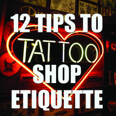 """You never want to be """"that guy"""" in the tattoo shop who is haggling for a lower price, criticizing the tattooist's design, and basically telling everyone in the shop how to do their jobs. It's rude to the artists, managers,... [ read more ]"""