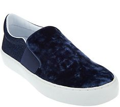 3331468702a Marc Fisher Leopard or Velvet Slip-On Shoes - Calie